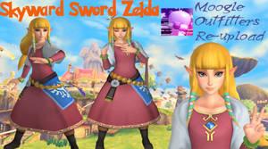 Xnalara Model- Zelda Skyward Sword