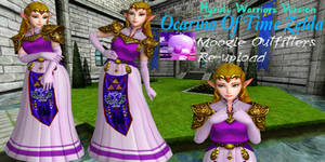 Xnalara Model- Ocarina Of Time Zelda