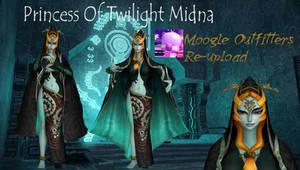 Xnalara Model-Princess Of Twilight Midna