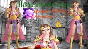 Xnalara Model- Zelda Hyrule Heroine