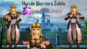 Xnalara Model-Hyrule Warriors Zelda
