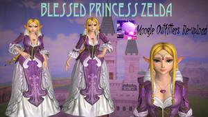 Xnalara Model-Blessed Princess Zelda