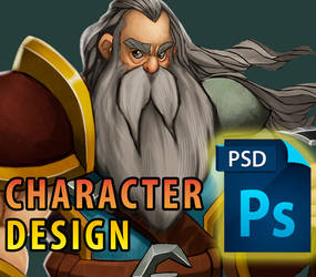 PSD file  Character Design