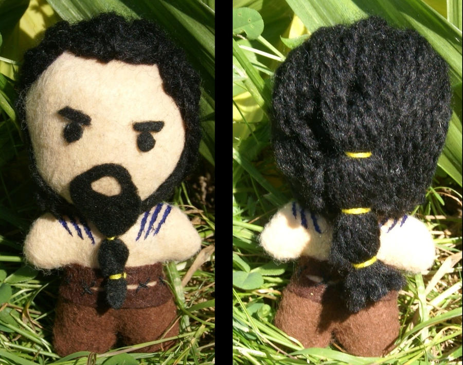 Khal Drogo by AprilMariposa
