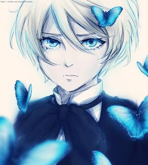 Alois Trancy #II (Kuroshitsuji II/Black Butler II)