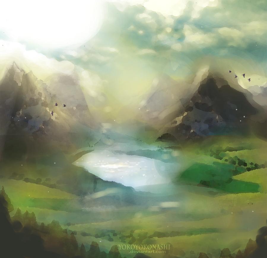 Landscape Painting Test