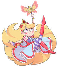 Star the Underestimated by Isosceless