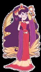 Queen Festivia by Isosceless