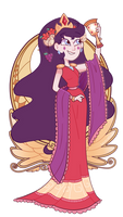 Queen Festivia by Isosceless