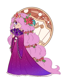 Queen Celena by Isosceless