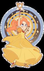 Queen Skywynne by Isosceless