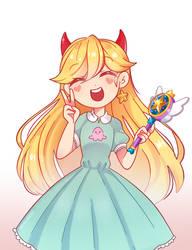 Estrella Mariposa by Isosceless