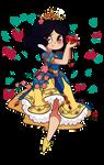 Blanquita Princesa de Mewni