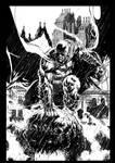 Batman Pinup 2014