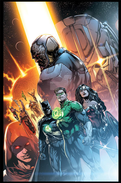 Justice League 41 Cover by jayfabs