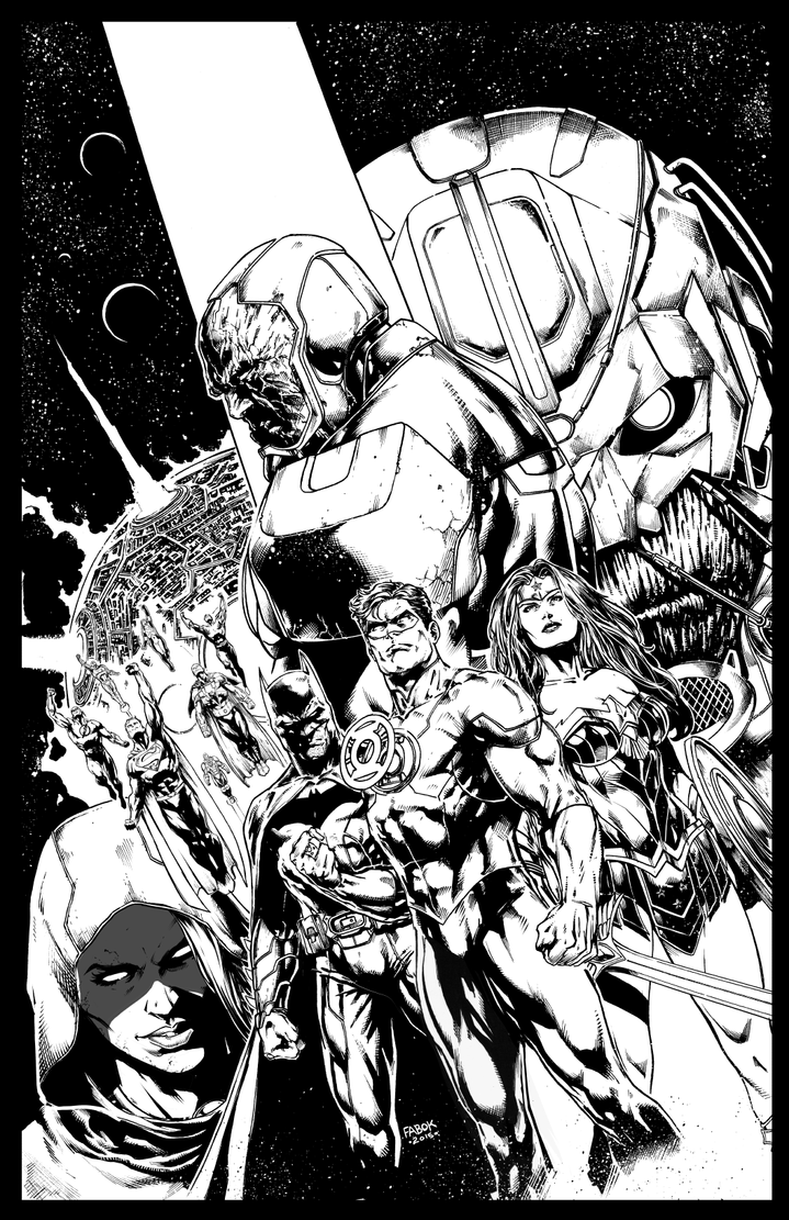 JL 41 coverfinal by jayfabs
