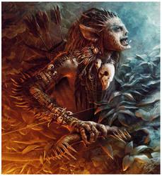 Goblin Eagle Hunter