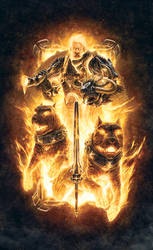 Balthazar - God of War, Fire and Challenge