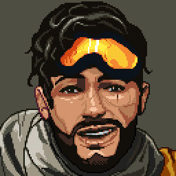 Mirage from Apex Legends