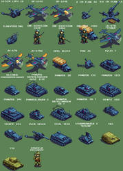 WWII sprites, 1939-1940 (Updating)