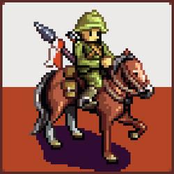 Polish WWII cavalry
