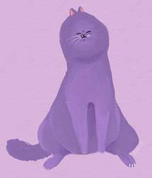 Just a happy Cat