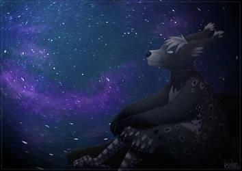Stargazing by Seiden-Kaczka