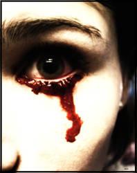 The pain of sorrow by Kvekke