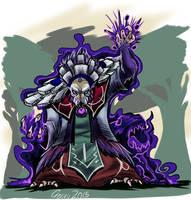 Talonpriest Ishaal
