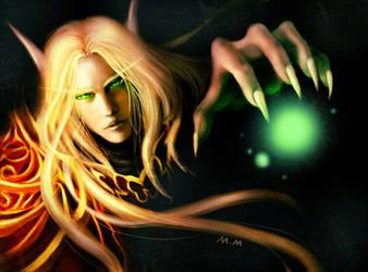 Kael'thas Sunstrider by IronGuanyin
