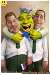 Shrek forever. From Russia with love. by Andrew-Zavgo