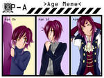 P-A Age meme - Clematis.