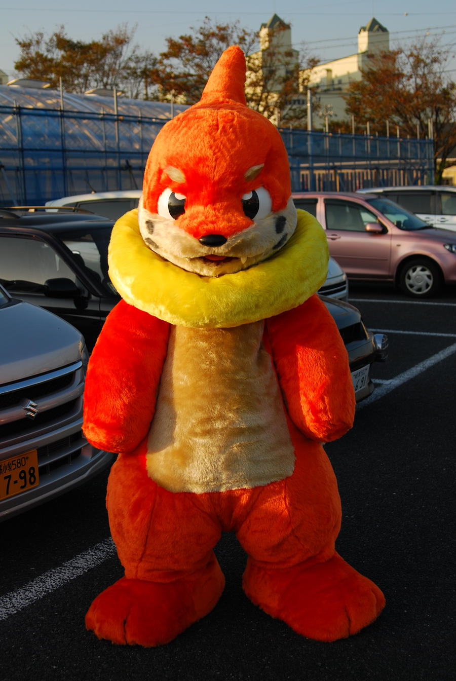 Buizel Fursuit full by fima-llod-QL