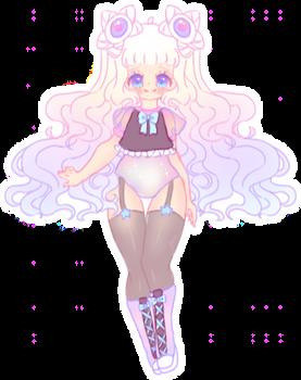 Memenette Custom: Danielle-chan