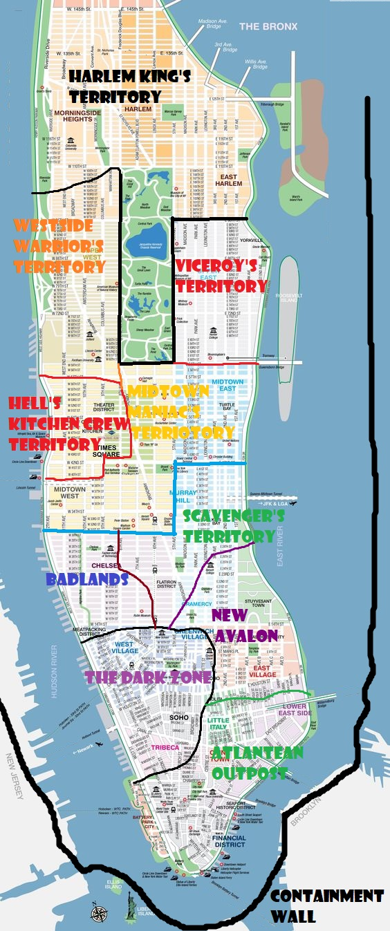 Manhattan Island Penitentiary- Gang Territories by ... on gang signal, south central la gang map, chicago street gang map, american gangs map, usa gang map, gang goals, gang injunction copy of court, portland gang map, gta gang attack map, gang injunctions in los angeles, gang maps of washington, la street gangs map, gang graffiti, gang statistics, los angeles gang map, miami gang map, google la gang map, oakland gang map, watts gang map, toledo gang map,