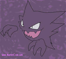 Haunter by MCR3240ca