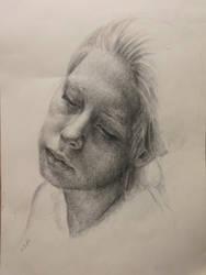 portrait practice by amirem