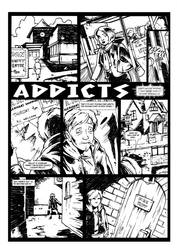 Addicts - page 1 by DarkJimbo