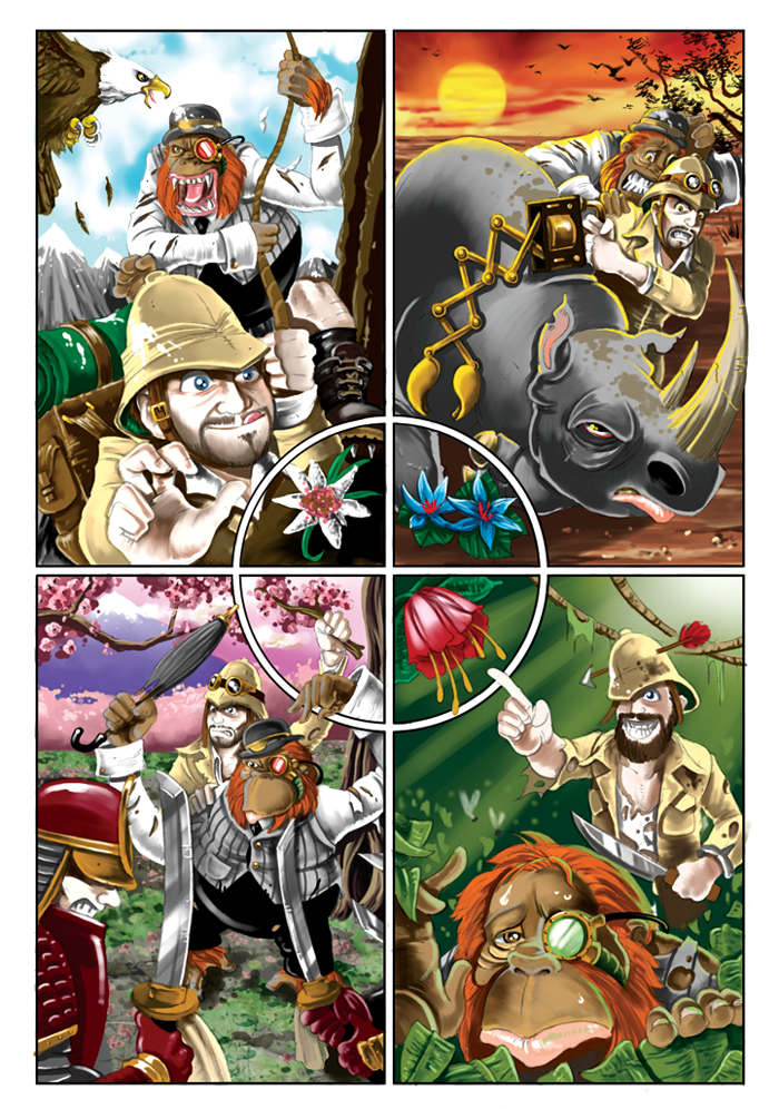 Every Rose Has Thorns 4 by DarkJimbo