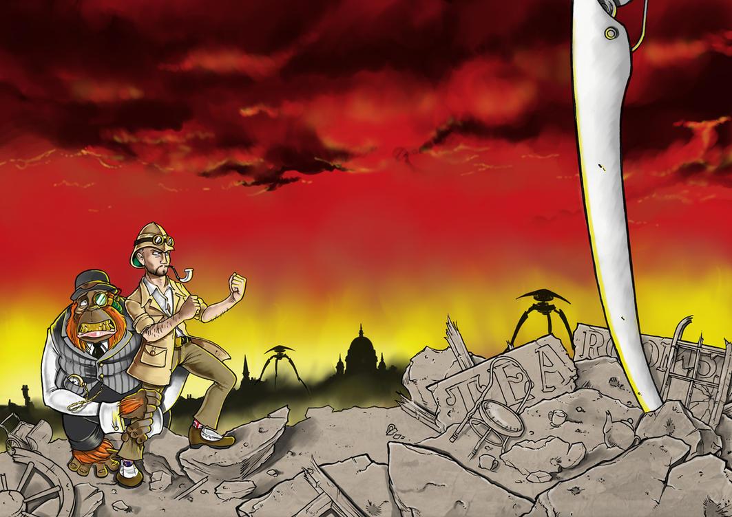 Professor Elemental's War of the Worlds by DarkJimbo