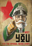 Tsar Vladimir Wants You