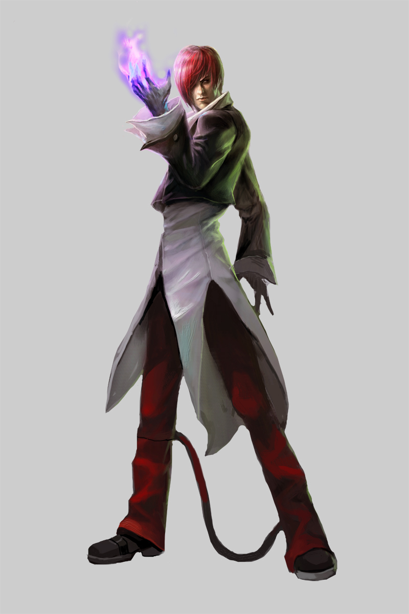 Character Design King Of Fighters : Kof character by michaelcty