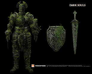 Dark Souls Concept 06 by MichaelCTY