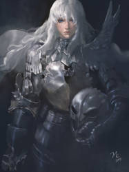 Griffith (Berserk) by MichaelCTY