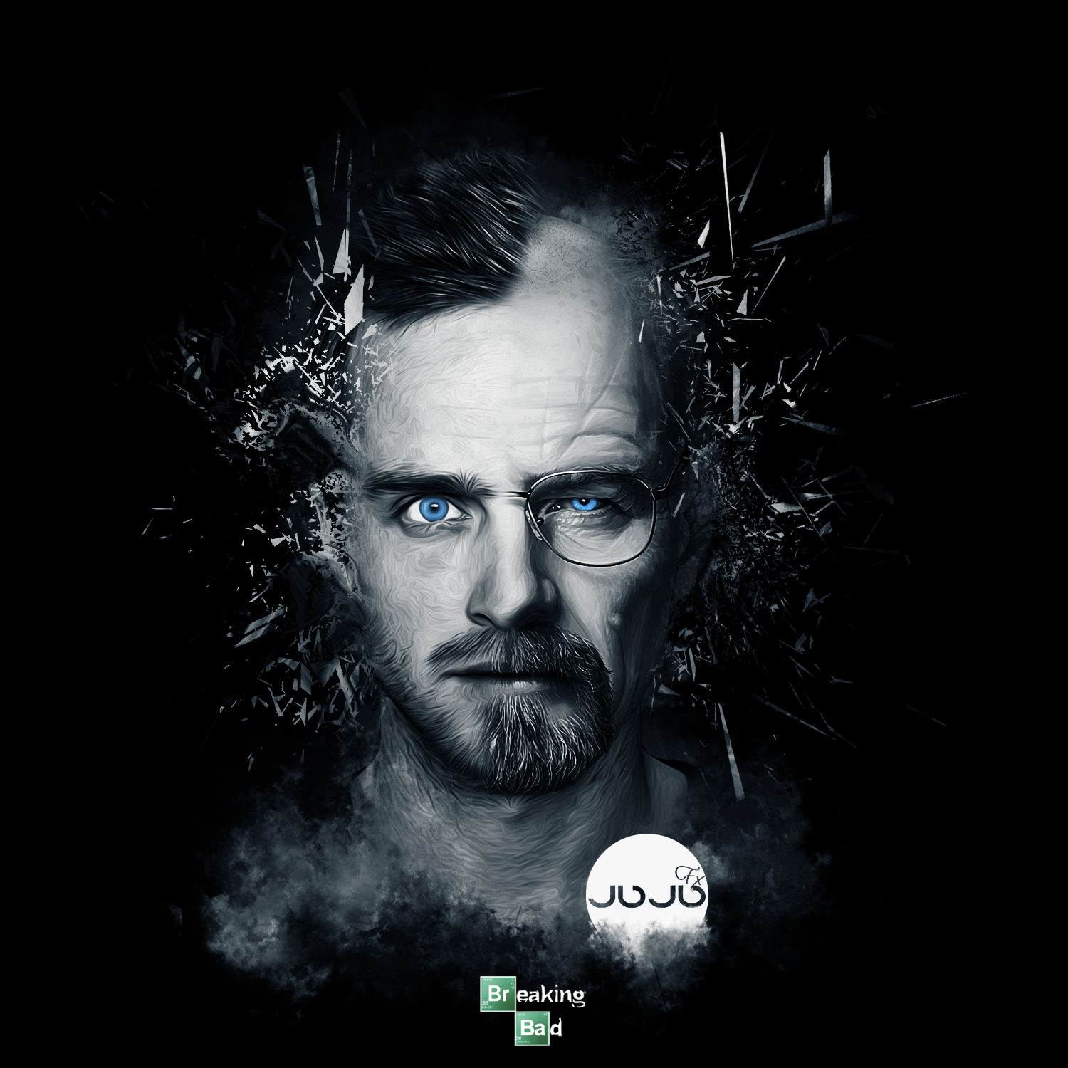 Breaking Bad (Jesse White) by JuJuFX