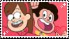 :: Stevbel Stamp :: by MsHoshi