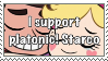 Platonic! Starco Stamp by MsHoshi