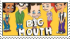 Big Mouth Stamp (Requested) by MsHoshi
