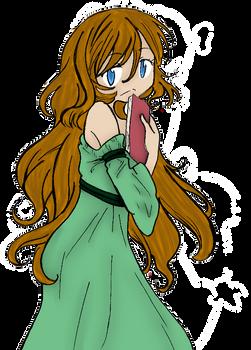 Sigyn - future goddess of fidelity