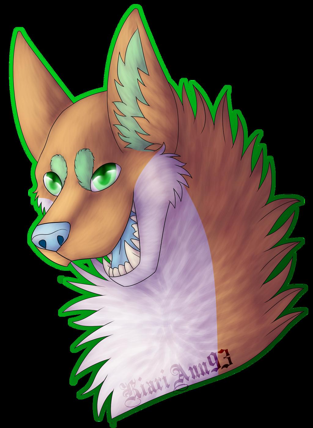 (COM) Zorr The Fox by KiariAnn93